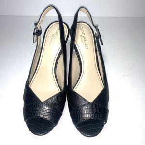 Naturalize Heels in Black